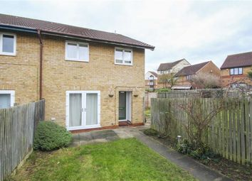 Thumbnail 2 bed semi-detached house to rent in Studley Knapp, Walnut Tree, Milton Keynes