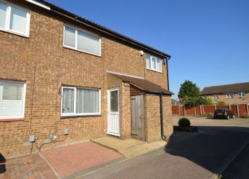 2 bed terraced house for sale in Cumbria Close, Houghton Regis, Dunstable LU5