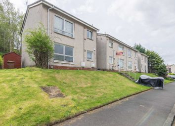 Thumbnail 1 bed flat for sale in Meikleriggs Drive, Paisley