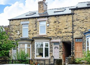 Thumbnail 3 bed terraced house for sale in Brighton Terrace Road, Crookes, Sheffield