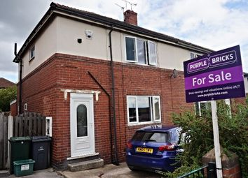 Thumbnail 3 bed semi-detached house for sale in Cherrys Road, Barnsley