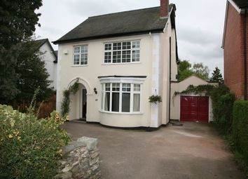 Thumbnail 3 bed detached house to rent in Station Road, Cropston
