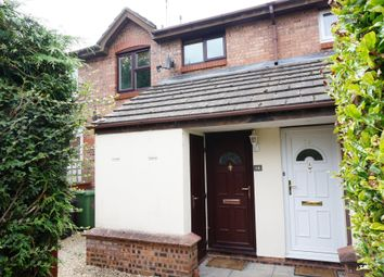 Thumbnail 1 bedroom terraced house to rent in Friesland Close, Shaw, Swindon