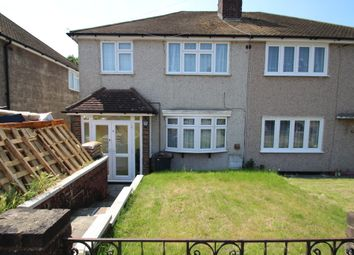 Thumbnail 3 bed semi-detached house to rent in Lockesley Drive, Orpington