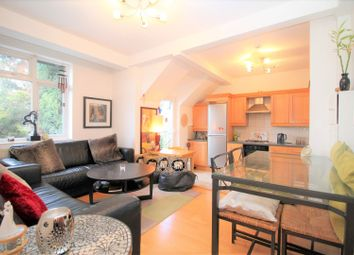 Thumbnail 3 bed flat for sale in Hurstwood Road, London