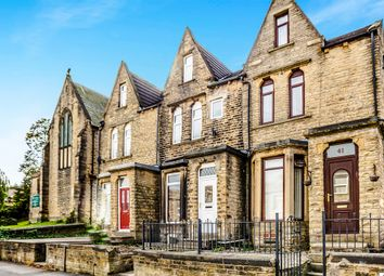 Thumbnail 4 bed terraced house for sale in Church Street, Moldgreen, Huddersfield