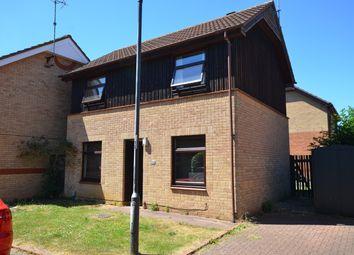 Thumbnail 3 bed detached house to rent in Hazel Croft, Werrington, Peterborough