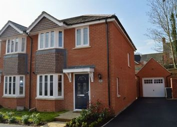 Thumbnail 3 bed semi-detached house for sale in Cliff Court, Little Billing, Northampton