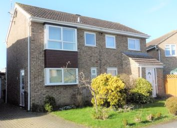 Thumbnail 4 bed detached house for sale in North Meadow Road, Cricklade, Swindon