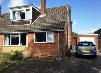 Thumbnail 3 bedroom semi-detached house for sale in Oaklands Way, Fareham