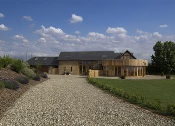 Thumbnail 5 bed barn conversion for sale in Longworth, Abingdon, Oxfordshire
