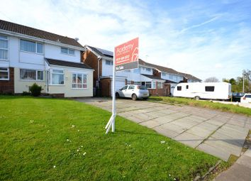 Thumbnail 3 bed semi-detached house for sale in Grosvenor Road, Widnes