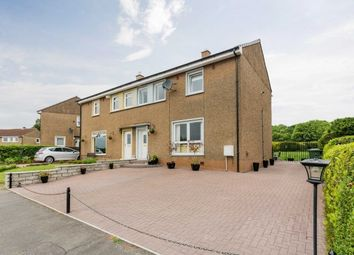 Thumbnail 3 bed semi-detached house for sale in Croft Road, Balmore, Torrance, East Dunbartonshire