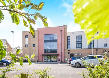 Thumbnail 2 bed flat for sale in Unwin Square, Cambridge