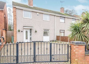 Thumbnail 3 bed semi-detached house for sale in Mavor Drive, Bedworth