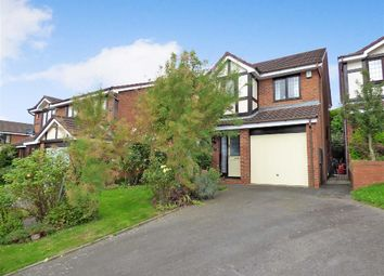 Thumbnail 4 bed detached house for sale in Buttercup Close, Stirchley, Telford, Shropshire