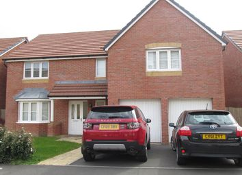 Thumbnail 5 bed detached house for sale in Ffordd Y Meillion, Penllergaer, Swansea