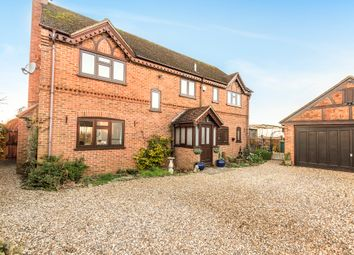 Thumbnail 4 bed detached house for sale in Grove Close, Station Road, Mursley, Milton Keynes