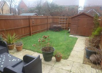 Thumbnail 3 bed property to rent in Sherwood Close, Wootton, Bedford