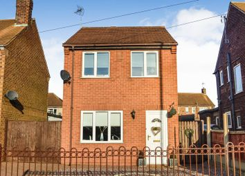 Thumbnail 3 bed detached house for sale in Vale Road, Mansfield Woodhouse, Mansfield