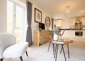 Thumbnail 2 bed flat for sale in Thirsk Road, Bicester