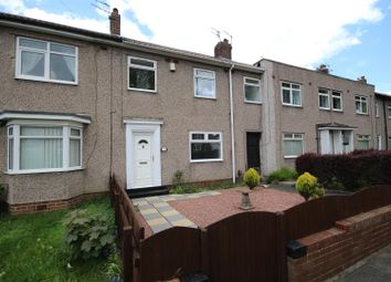Thumbnail 4 bed terraced house for sale in Prince Edward Road, South Shields
