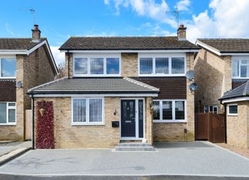 Thumbnail 5 bed detached house for sale in Wychford Drive, Sawbridgeworth