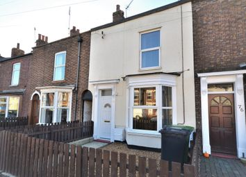 Thumbnail 3 bed terraced house for sale in Gaywood Road, Kings Lynn
