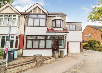 Thumbnail 5 bedroom semi-detached house for sale in Cecil Avenue, Enfield