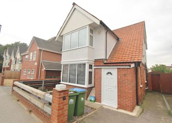 Thumbnail 3 bed detached house for sale in Bitterne Road West, Southampton