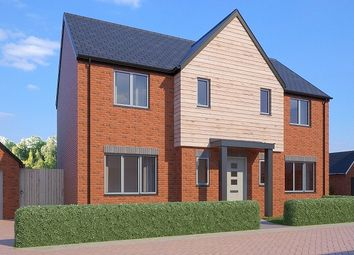 Thumbnail 4 bed detached house for sale in The Raglan, Greenspire, Clyst St Mary, Exeter, Devon