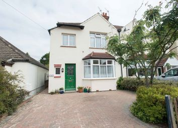 Thumbnail 4 bed semi-detached house for sale in Longlands Park Crescent, Sidcup