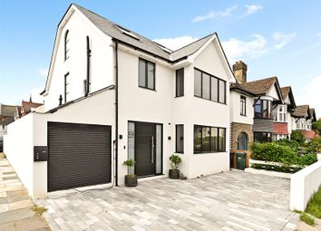 Thumbnail 4 bed detached house for sale in Lawrence Road, Hove