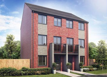 "Thumbnail 3 bed town house for sale in ""The Greyfriars"" at Aykley Heads, Durham"