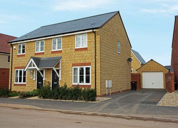 Thumbnail 3 bed semi-detached house for sale in Campion Way, Bridgwater, Somerset