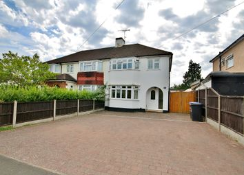 Thumbnail 3 bedroom semi-detached house to rent in Batten Avenue, Woking