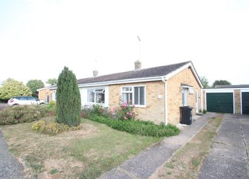 Thumbnail 2 bed bungalow for sale in Birch Avenue, Great Bentley, Colchester