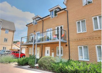 Thumbnail 3 bed town house for sale in Willowcroft Way, Norwich
