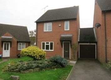 Thumbnail 3 bed link-detached house to rent in Bosham Close, Earley, Reading