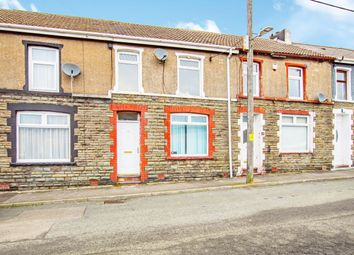 Thumbnail 3 bed terraced house for sale in Brynglas Terrace, Maesteg, Mid Glamorgan