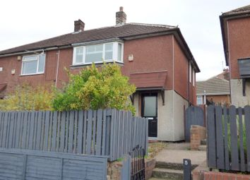 Thumbnail 2 bedroom semi-detached house for sale in Shelford Hill, Mansfield