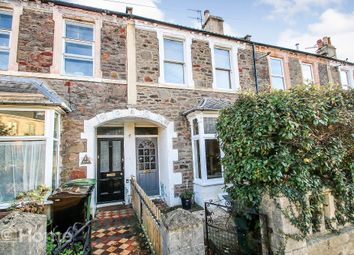 Thumbnail 3 bed terraced house for sale in Triangle East, Bath