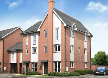 "Thumbnail 3 bed end terrace house for sale in ""Datchet"" at Hyde End Road, Spencers Wood, Reading"