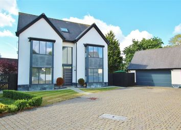 5 bed detached house for sale in Wellfield Road, Marshfield, Cardiff CF3