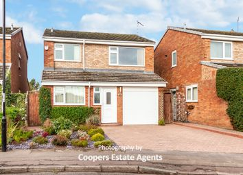 Thumbnail 3 bed detached house for sale in Coombe Park Road, Binley, Coventry