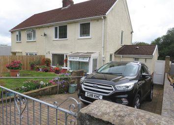Thumbnail Semi-detached house for sale in Graigola Road, Glais, Swansea
