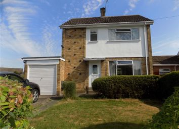 Thumbnail 3 bed detached house for sale in Coach Drive, Eastwood, Nottingham
