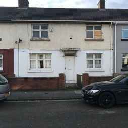 Thumbnail 2 bed terraced house for sale in Patterdale Street, Hartlepool