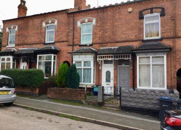 Thumbnail 3 bed terraced house for sale in Erdington, Birmingham