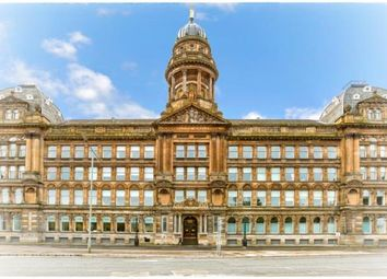 Thumbnail 1 bedroom flat for sale in Morrison Street, Glasgow